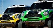 mini.all.4.racing.yellow.and.green
